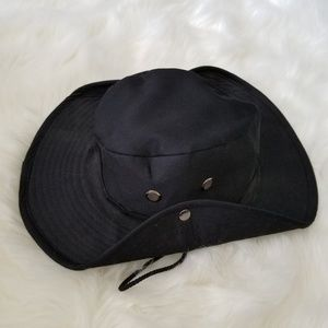 Other - Safari Style Cotton Hat